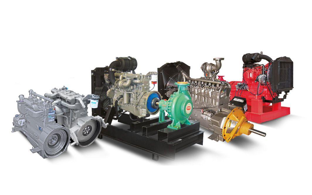motores aplicações especiais a diesel